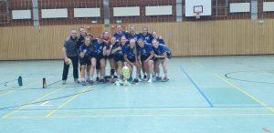 1. Platz Damenturnier ab Landesliga: DJK BW Hildesheim