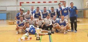 1. Platz Herrenturnier ab Landesliga: TSG Dittershausen