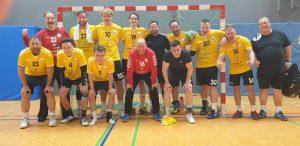 1. Platz Herrenturnier ab Landesliga: HSG Plesse Hardenberg 2