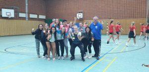 3. Platz Damenturnier ab Landesliga: HSG Göttingen