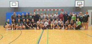Siegerehrung Regionsturnier Damen